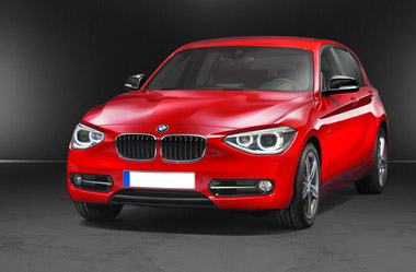 BMW 1 Series makes Goodwood debut
