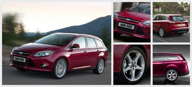 Ford Focus Estate expert review