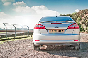 Ford Mondeo Econetic Titanium car review