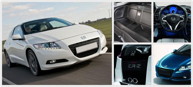 Honda CR-Z expert review