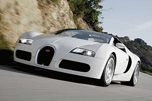 Latest Veyron to make debut