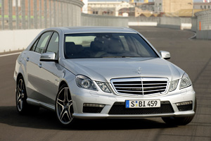 Mercedes-Benz E 63 AMG car review