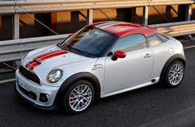MINI Coupe: pics and full details